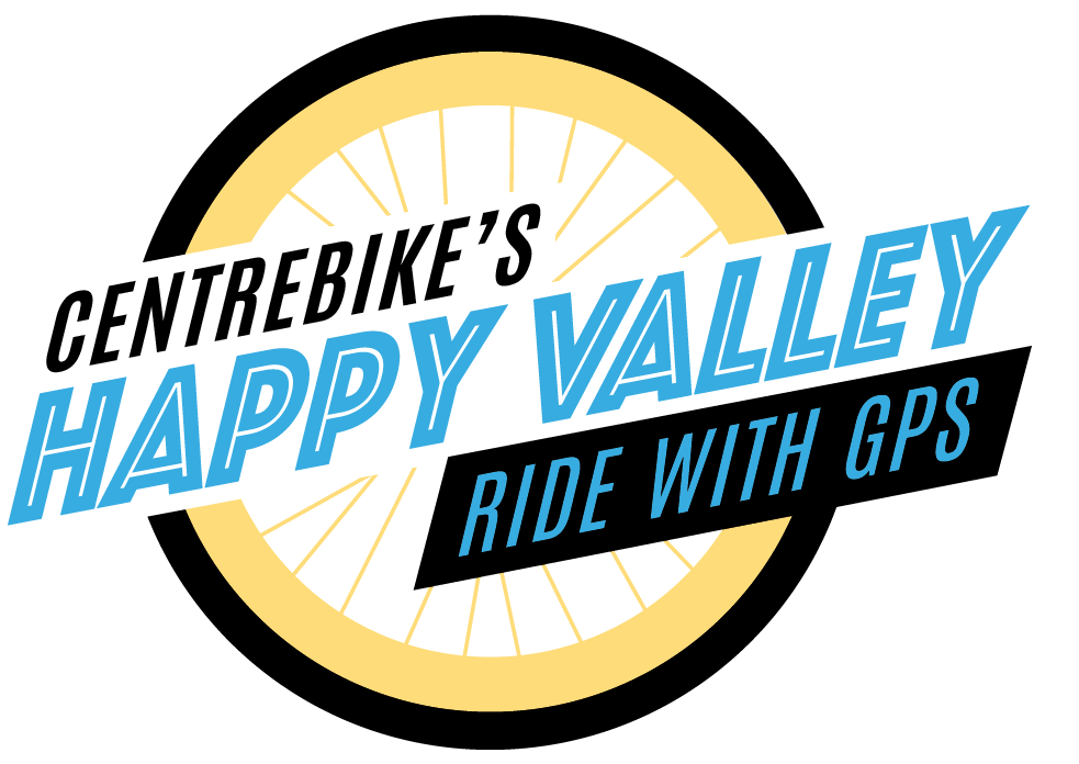 Ride with GPS - Happy Valley